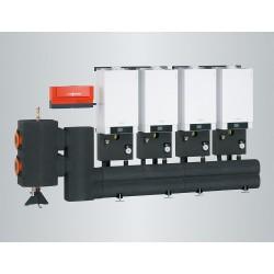 Vitodens 200-W: Новая модульная каскадная система мощностью до 840 кВт