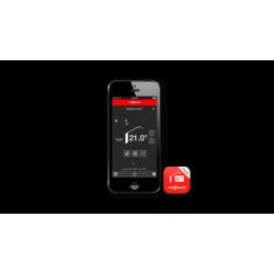 Приложение Vitotrol Plus App предлагает мобильное управление вашей отопительной установкой