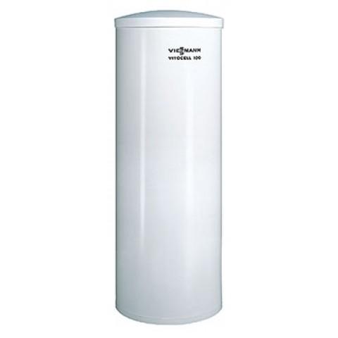 Бойлер Viessmann Vitocell 100-V CVA 160 л косвенного нагрева, цвет белый