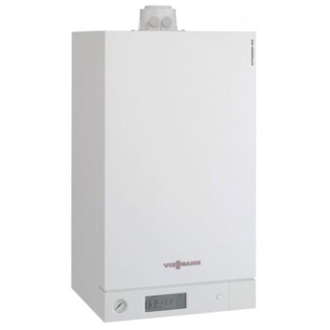 Котел Viessmann Vitodens 100-W 35 кВт двухконтурный (природный газ)