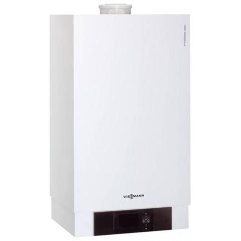 Котел Viessmann Vitodens 200-W 26 кВт Vitotronic 200 HO2B (двухконтурный)