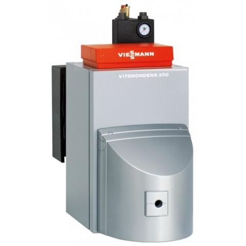 Котел Viessmann Vitorondens 200-T 20 кВт с параллельной системой